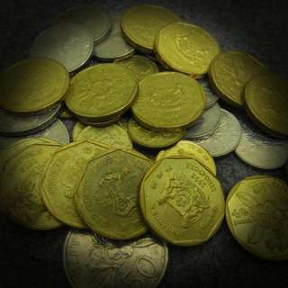 Singapore's Coins