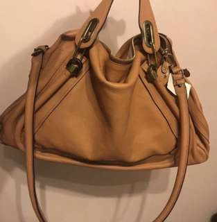 Chloe Paraty Large Satchel Bag