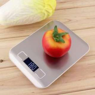 🚚 10kg/1g Digital LCD Electronic Kitchen Scale Food Weighing Postal Scales