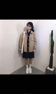 🚚 New Balance 韓國 風衣外套 教練外套 現貨L