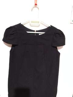 Black dress for 8-10yo