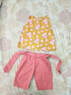 Little girl's set