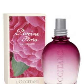 L'occitane Pivoine Flora 75ml