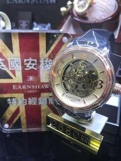 英國 安梭 機械錶…7折售
