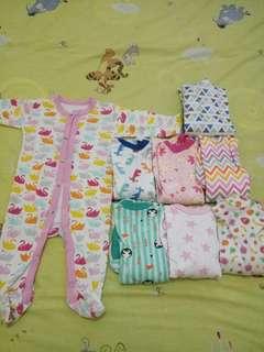 Sleepsuit dreamwear libby baju tidur piyama