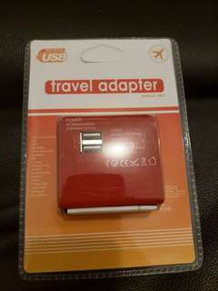 usb travel adapter (2019/03/16: still available)