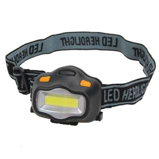 🚚 12 COB Led Headlight Fishing Camping Riding Outdoor Lighting Head Lamp