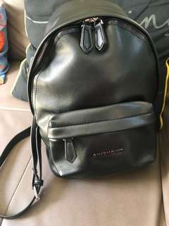 Givenchy two-way backpack / sling bag