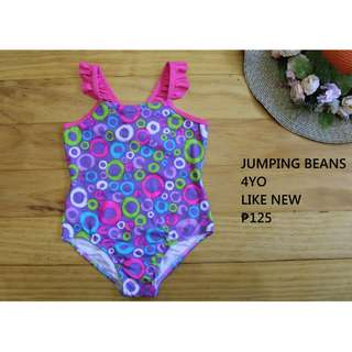 Preloved Used Clothes Swimwear for Infant Baby Toddler Girl
