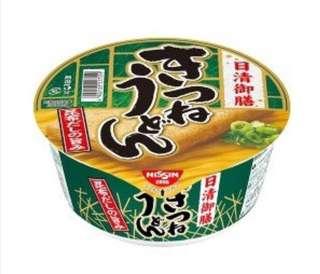 日清 御膳炸豆腐海帶湯杯麵