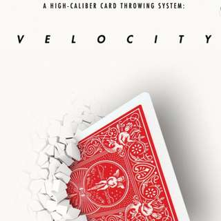 Velocity: Card Throwing Training System