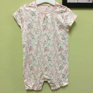 Beautiful girl romper 12-18M