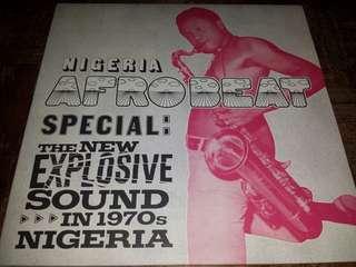Vinyl Record 3xLP: Various–Nigeria Afrobeat Special: The New Explosive Sound In 1970s Nigeria