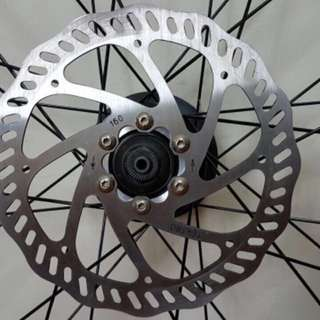 Joytech MTB Wheels with Disk Brake