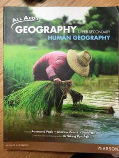 All About Geography Textbook