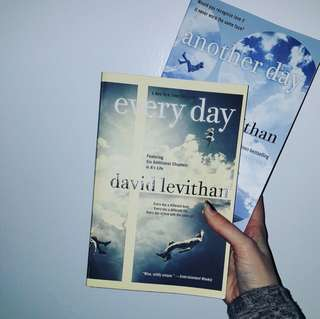 David Levithan's Another Day