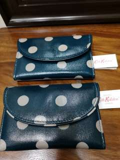 Authentic Cath Kidston Trifold Wallet