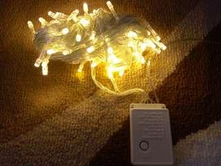 LED string lights / christmas lights
