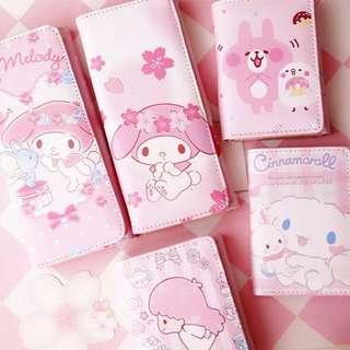 Little Sanrio Wallet - 6R19P1