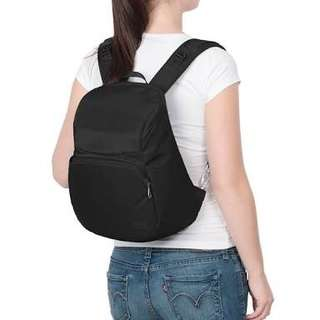Pacsafe backpack - the best for travelling