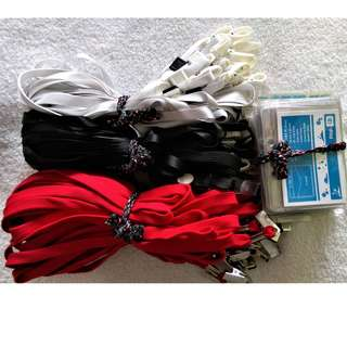 Guarantee Cheapest! Bundle Lanyard and Casing