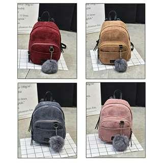 Backpack mini retro