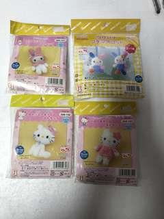Hamanaka Hello Kitty Melody 手鉤公仔材料包