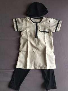 Baju koko bayi keren tuk lebaran
