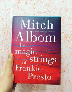 Mitch Albom's The Magic Strings of Frankie Presto