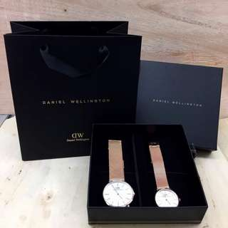 Daniel Wellington Couple Set