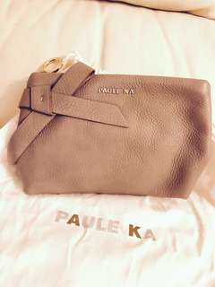 Paule Ka leather purse