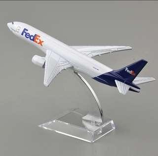 FEDEX AIRBUS A380 16cm