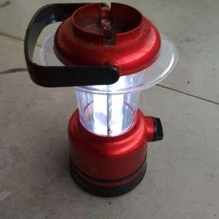 Cute portable lamp