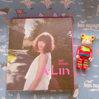 A-Lin 我們會更好的 (CD+DVD) 二手,有瑕疵