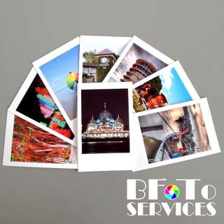 Photo Printing Service (Mini Polaroid)
