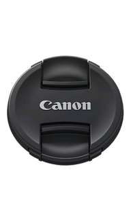 Camera Lens Cap with logo (3rd Party)