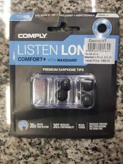 Comply tsx 400 earphone tips