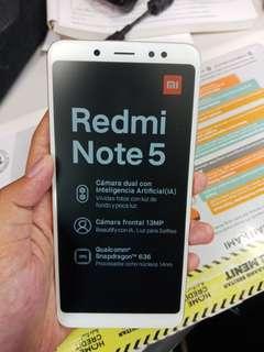 Xiaomi Redmi Note 5 Pro Gold 4/64GB Bisa Kredit Tanpa Cc