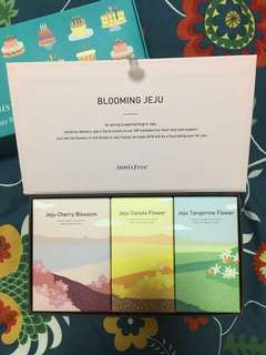Innisfree Blooming Jeju VIP Kit (not for sale)