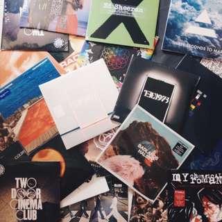 Vinyl Pre-Orders