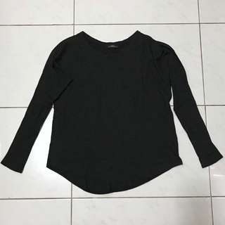 Zara basic long sleeve