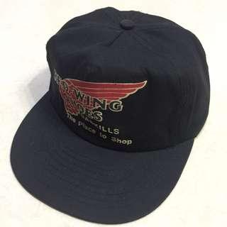 Red Wing Cap.