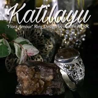 Customer's Item: Katilayu Asli (925 Silver Ring Custom by Suffice.A.R.K)