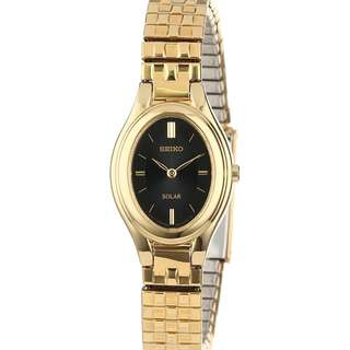 Seiko Women Full Gold Luxury watch SUP106P1 SUP106P SUP106