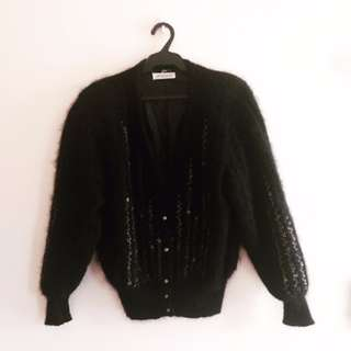 70s Glamorous Sweater