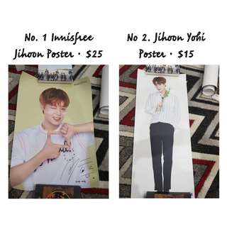 Wanna One • Signed, Albums, Alot Of Goodies PT 1