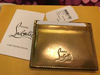 Christian Louboutin Card holder *NEW