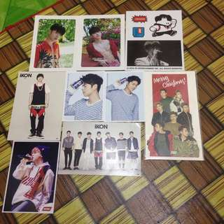 [WTT/WTS] iKON OFFICIAL PC & POSTCARD