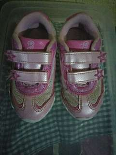 Barbie Toddler Rubber Shoes