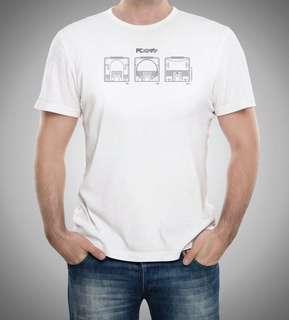 PC Engine T-shirt